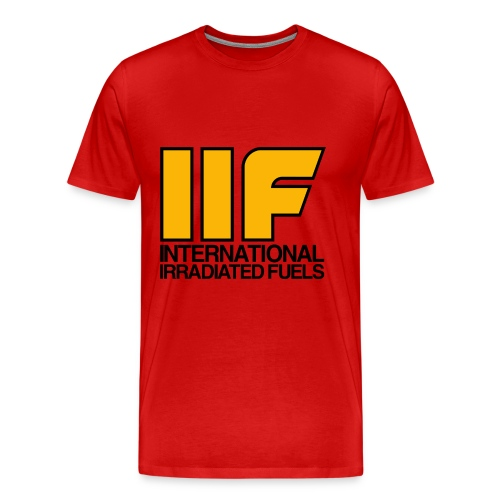 Northmoor IIF Logo Premium with back-print - Men's Premium T-Shirt