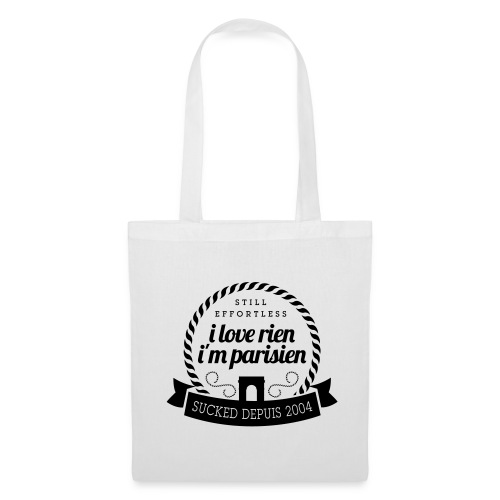 Effortless bag - Tote Bag