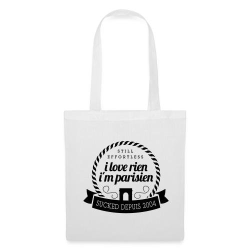 Effortless bag - Tote Bag