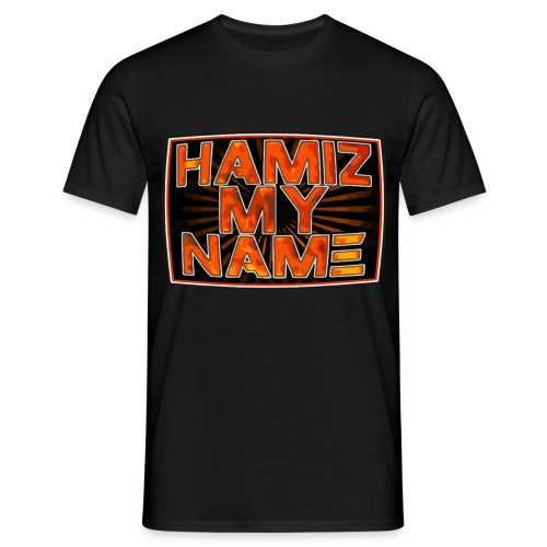 HAM BIG LOGO MENS T SHIRT BASIC - Men's T-Shirt