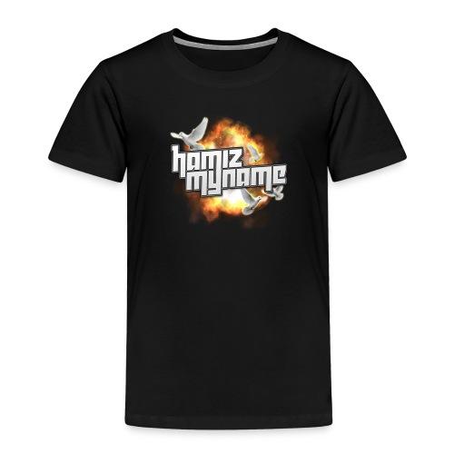 HAM BIRD LOGO KIDS PREMIUM TSHIRT - Kids' Premium T-Shirt