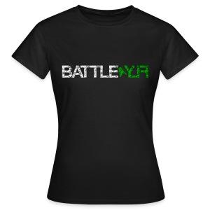 Bandshirt Fly4 - Frauen T-Shirt