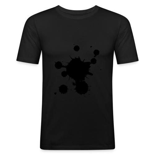 Encrage - T-shirt près du corps Homme