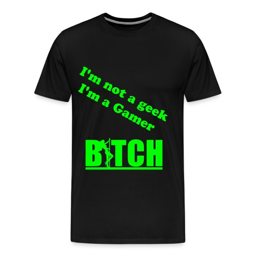 Bitch Please - T-shirt Premium Homme