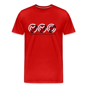 Men's Premium T-Shirt Red - Men's Premium T-Shirt