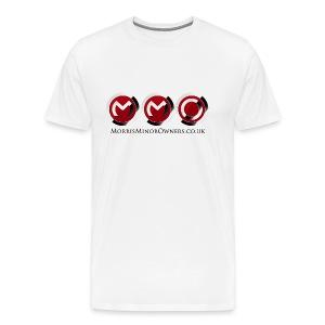 Men's Premium T-Shirt White - Men's Premium T-Shirt