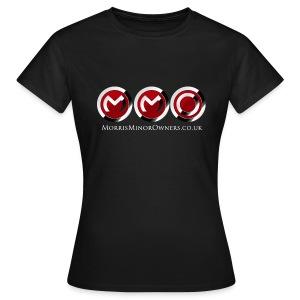 Women's T-Shirt Black - Women's T-Shirt