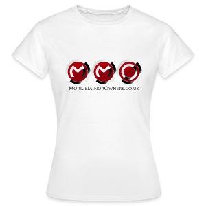 Women's T-Shirt White - Women's T-Shirt