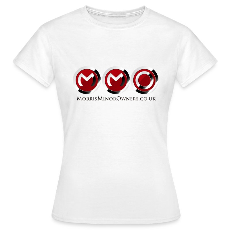 Women's T-Shirt White - Women's T-Shirt