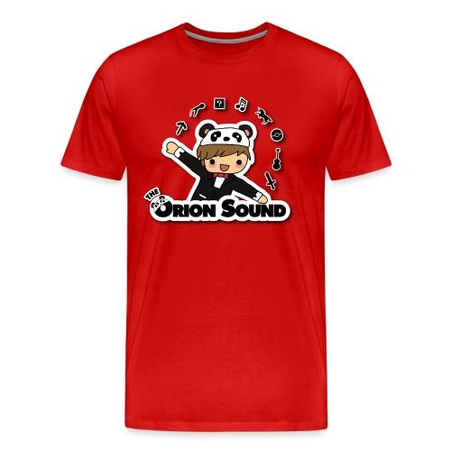 TheOrionSound Official T-Shirt   - Men's Premium T-Shirt