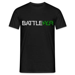 Bandshirt Fly2 - Männer T-Shirt