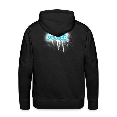Heren Hoodie - Mannen Premium hoodie