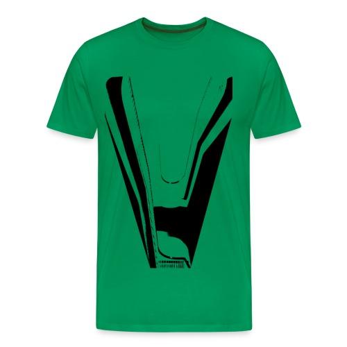Stairs Men - Men's Premium T-Shirt
