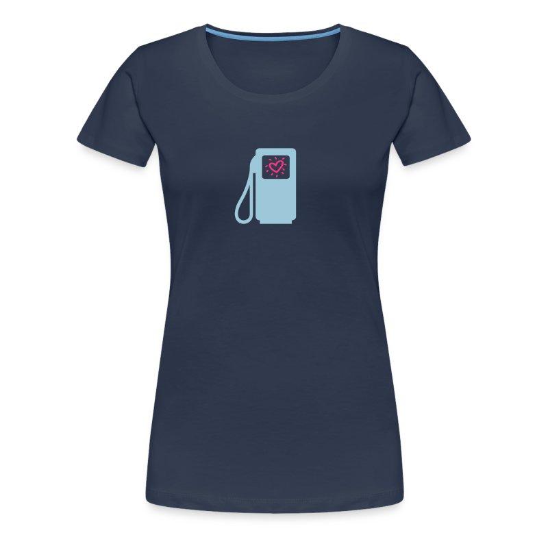 Lovetanke - Frauen Premium T-Shirt