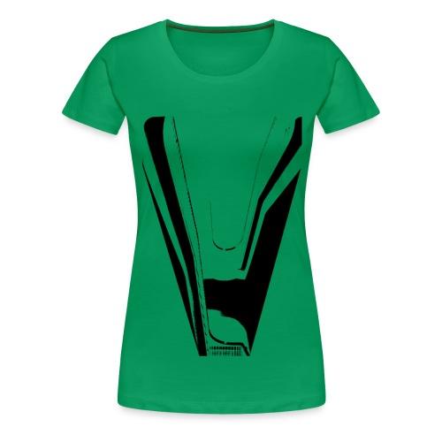 Stairs Women - Women's Premium T-Shirt