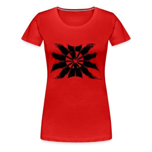 Reactor Women - Women's Premium T-Shirt