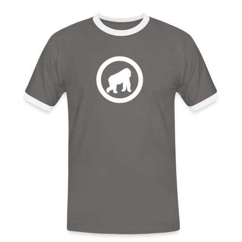 gorila - Camiseta contraste hombre