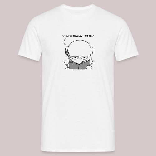 Io non piango - uomo - Maglietta da uomo