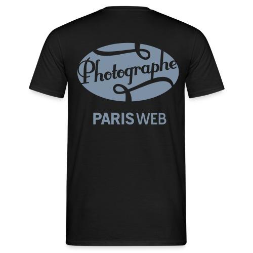 Photographe - Classique - T-shirt Homme