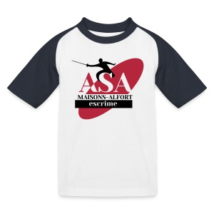 Tee-shirt enfant - T-shirt baseball Enfant