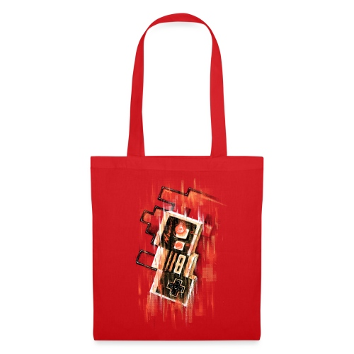 Blurry NES - Tote Bag