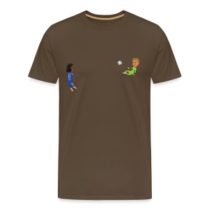 Men T-Shirt - 2012 penalty - Men's Premium T-Shirt