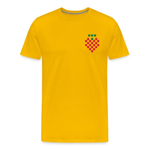 Fraise - T-shirt Premium Homme
