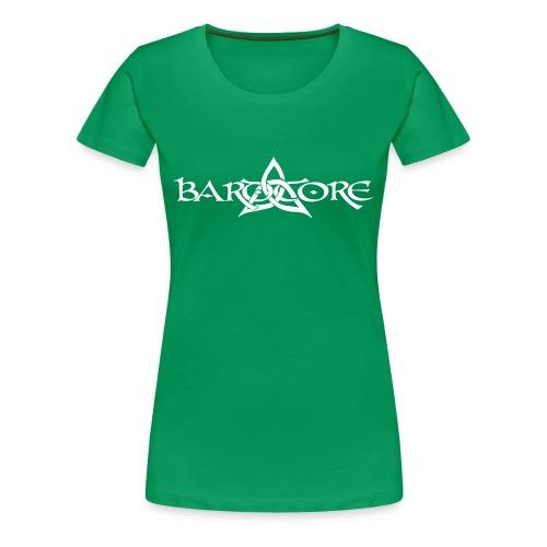 Bardcore - Scandalous Women's T-shirt - Women's Premium T-Shirt