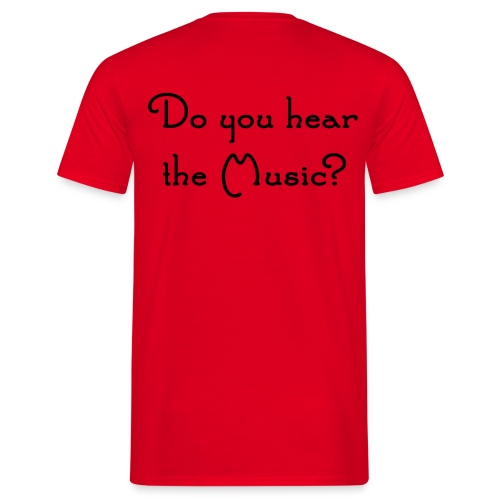 Bardcore - Do you hear it? T-Shirt - Men's T-Shirt