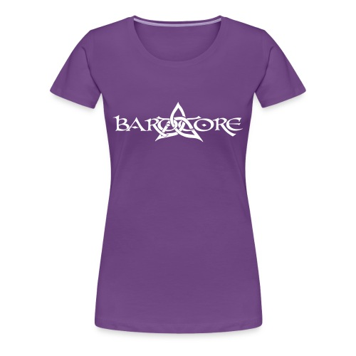 Bardcore - Word- Women's T-Shirt - Women's Premium T-Shirt