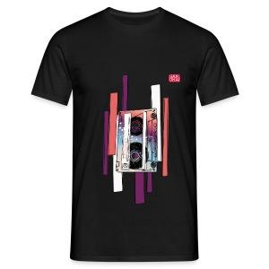 Tee-shirt Cassette - T-shirt Homme
