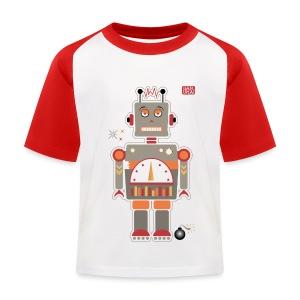 Tee-shirt Robot - T-shirt baseball Enfant