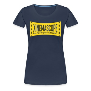 Xinemascope Logo Frauen T-Shirt - Frauen Premium T-Shirt