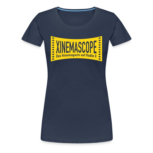 Xinemascope Logo Frauen T-Shirt