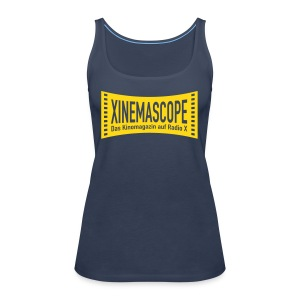 Xinemascope Logo Frauen Tank-Top - Frauen Premium Tank Top