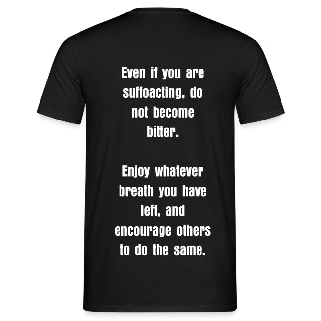 Encouragement Shirt.