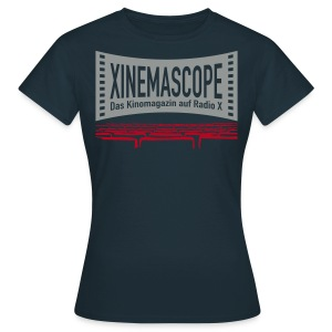 Xinemascope Kino - Frauen T-Shirt - Frauen T-Shirt