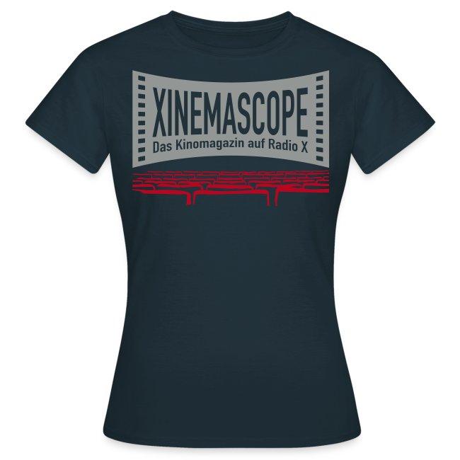 Xinemascope Kino - Frauen T-Shirt