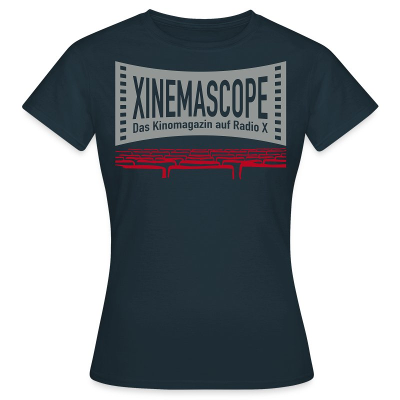 Xinemascope Kino - Frauen T-Shirt - Frauen T-Shirt