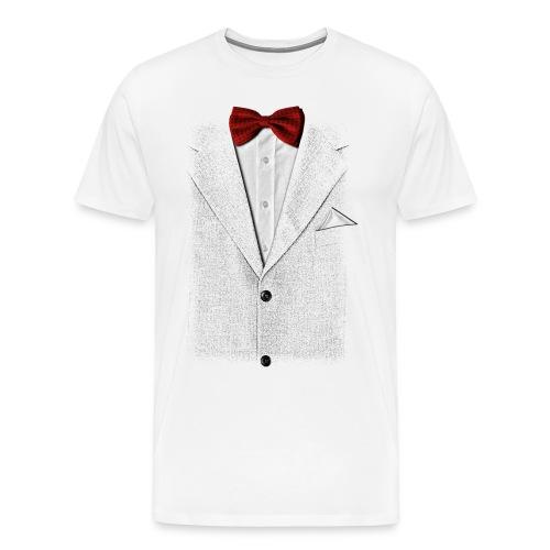 Tux (Shirt) - Herre premium T-shirt