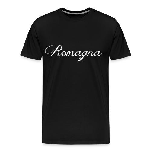 Born in ROMAGNA 01 - Maglietta Premium da uomo
