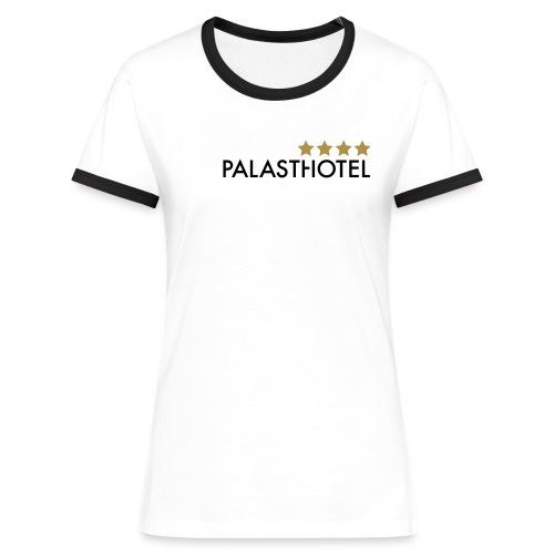 Palasthotel Weltmeisterinnen Edition - Frauen Kontrast-T-Shirt
