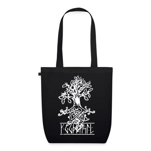yggdrasil- viking tree of life - EarthPositive Tote Bag