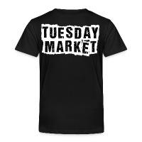 Logo Tuesday Market Kinder Premium T-Shirt