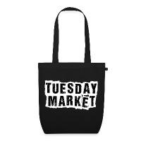 Logo Tuesday Market Bio-Stoffbeutel