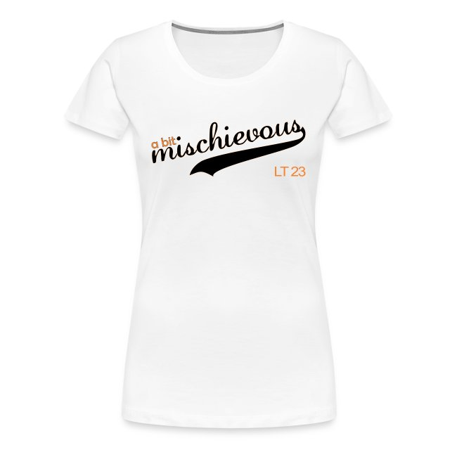 Mischievous Womens Shirt