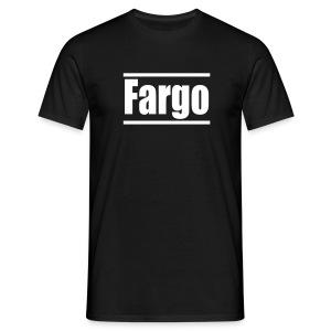 Fargo - T-skjorte for menn