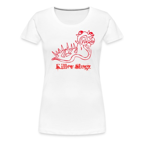 Killer Slugz ladies Miss Wet T-shirt shirt - Women's Premium T-Shirt