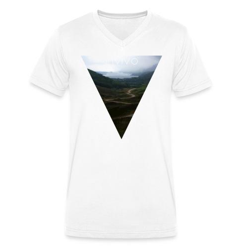 Hipstar - Männer Bio-T-Shirt mit V-Ausschnitt von Stanley & Stella