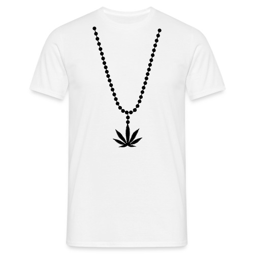 Leaf Chain Tee. - Men's T-Shirt
